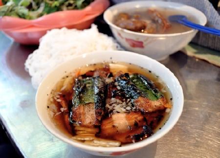 5 tiệm bún chả 'độc' nhất Hà Nội