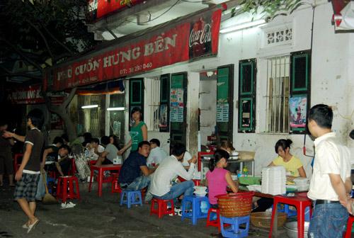 5 tiệm phở độc đáo không thể bỏ qua ở Hà Nội